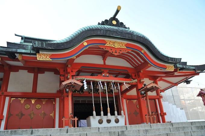 【開運画像あり】新宿・花園神社は一度のお参りで3つのご利益!
