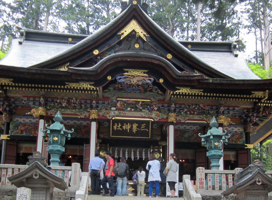 【三峯神社】龍神様もいる関東一のパワースポットで婚活の縁結びしてきた