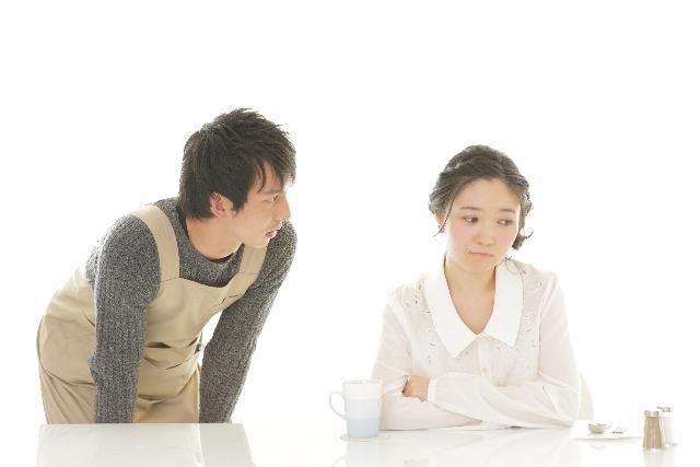 彼女が嫌いになった瞬間◆店員への態度が悪い