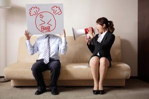 彼氏から返信こないときのNG対処法◆怒る