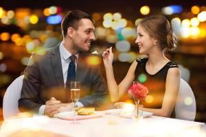 育ちがいい女性の特徴3:食事のマナーがしっかりしている