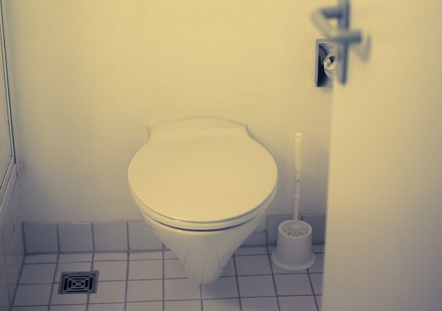 トイレの夢占い◆汚いトイレの夢