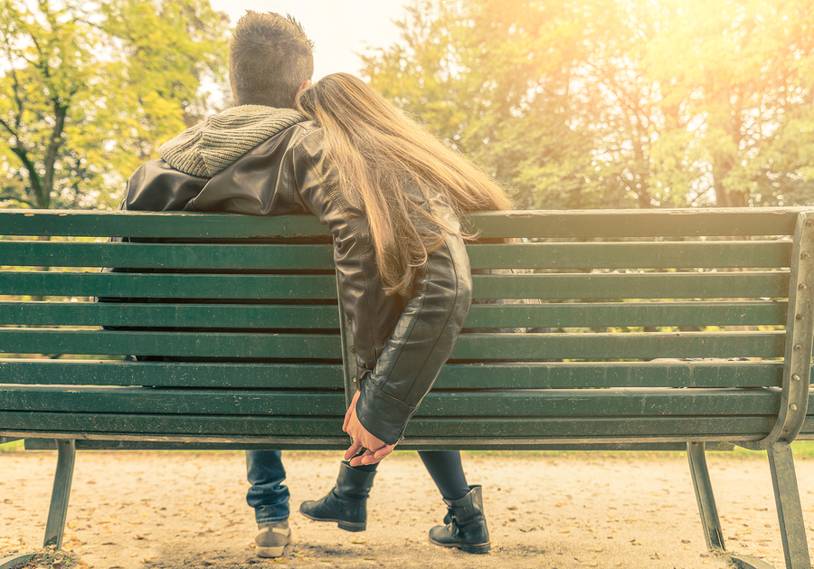 好きな人がキスしたいと思う瞬間 ♥ 久しぶりに会ったとき
