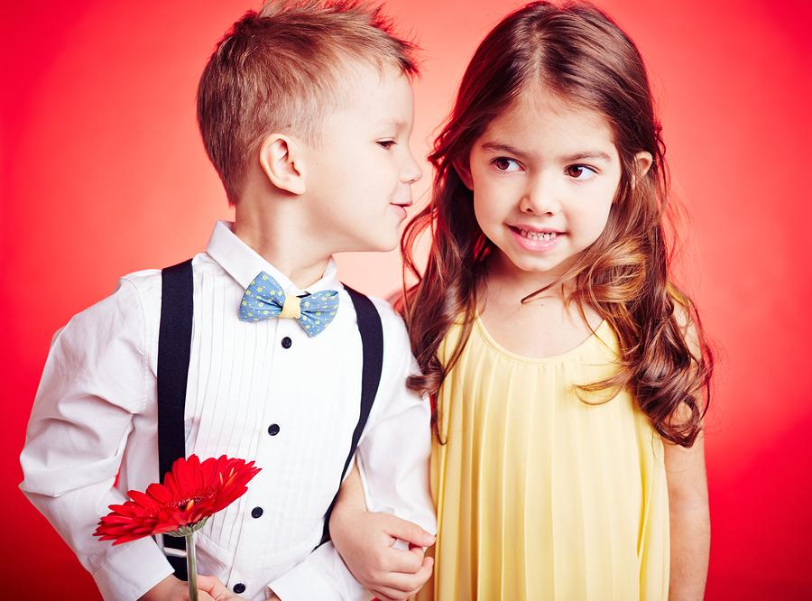 好きな人がキスしたいと思う瞬間 ♥ 恥ずかしそうな顔を見たとき