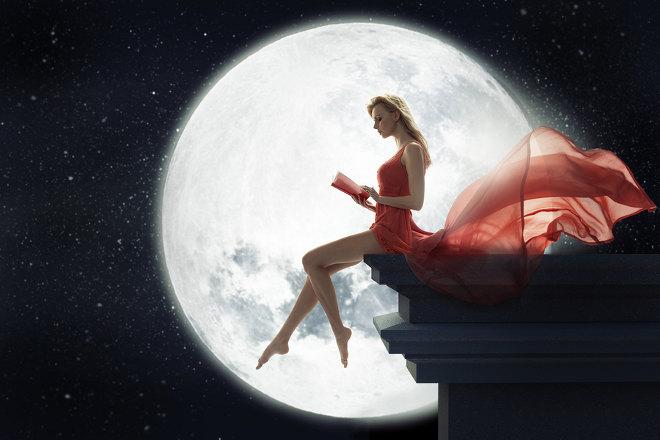 明日『11月29日』から48時間!★【射手座新月】にお願い事をして幸せになる方法!【カルロッタの新月ワークおまじない】