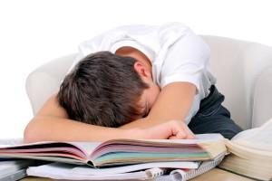 未読スルーする男性心理⑥◆寝落ち