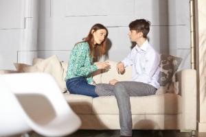 彼氏と女友達が仲良しなときの対処法④ 二人の間にルールを設ける