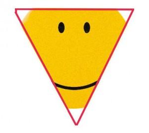 顔の形・輪郭で性格が分かる人相診断【逆三角形タイプ】