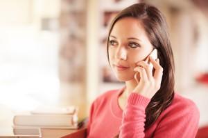 恋愛診断3:電話で話す
