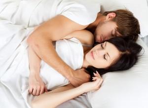 本命へのキスなら?②寝てるとき頬にキスする