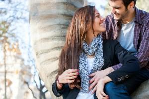 男性が彼女を抱きしめたいと思う瞬間②彼女の幸せそうな寝顔を見たとき