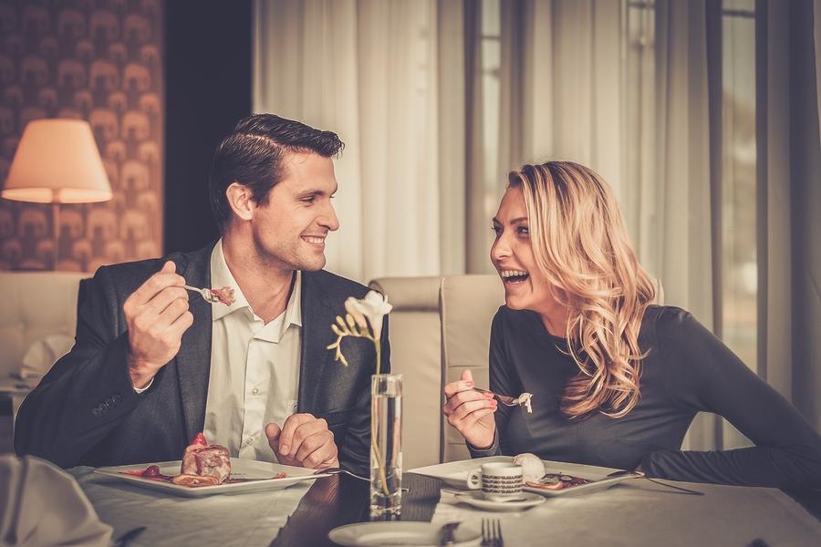 お嬢様っぽい女性の特徴◆食事のマナーが正しい