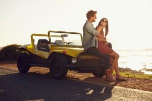 彼氏とドライブ♡彼が彼女にしてほしいこと ③ 楽しい会話で盛り上げる