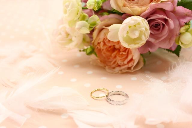 結婚する暗示:結婚指輪や婚約指輪が出てくる夢
