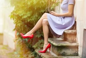 育ちがいい女性の特徴6:姿勢が美しい