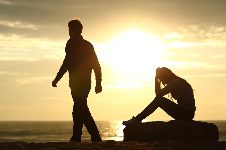 過去の恋愛の交際期間を確認