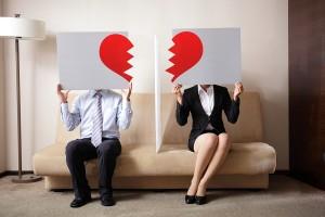 仲良し夫婦でも離婚が多い!?
