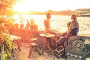 ラブラブだった昔に戻る方法④出会った頃の思い出の店・喫茶店を訪れよう