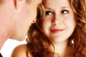 一目惚れさせる方法4:長く見つめる