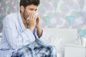 男性が結婚を決意する瞬間◆風邪をひいた時に看病してくれた瞬間