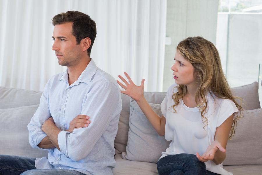 旦那にむかつく!腹が立つ原因と対処方法は?旦那嫌いになって離婚する前に試してみよう