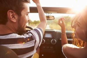 彼氏とドライブ♡彼が彼女にしてほしいこと ① 曲選び