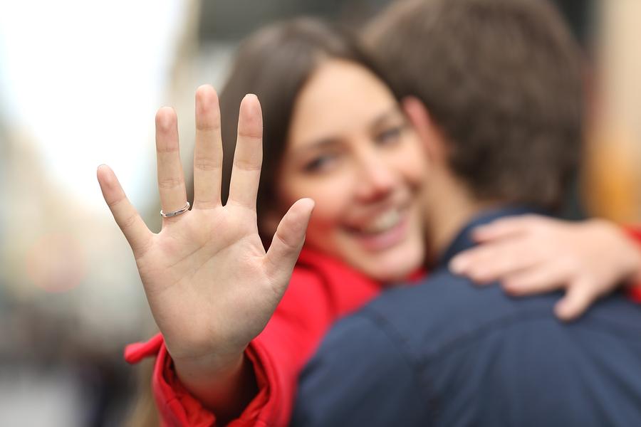 薬指にはめる指輪の意味は?右手、左手以外に指の全てに意味がある