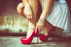 清潔感のある女性になるために大事なこと④足元・靴