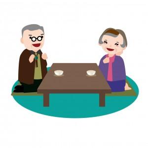 彼の家族に会うときに気をつけること2:会話
