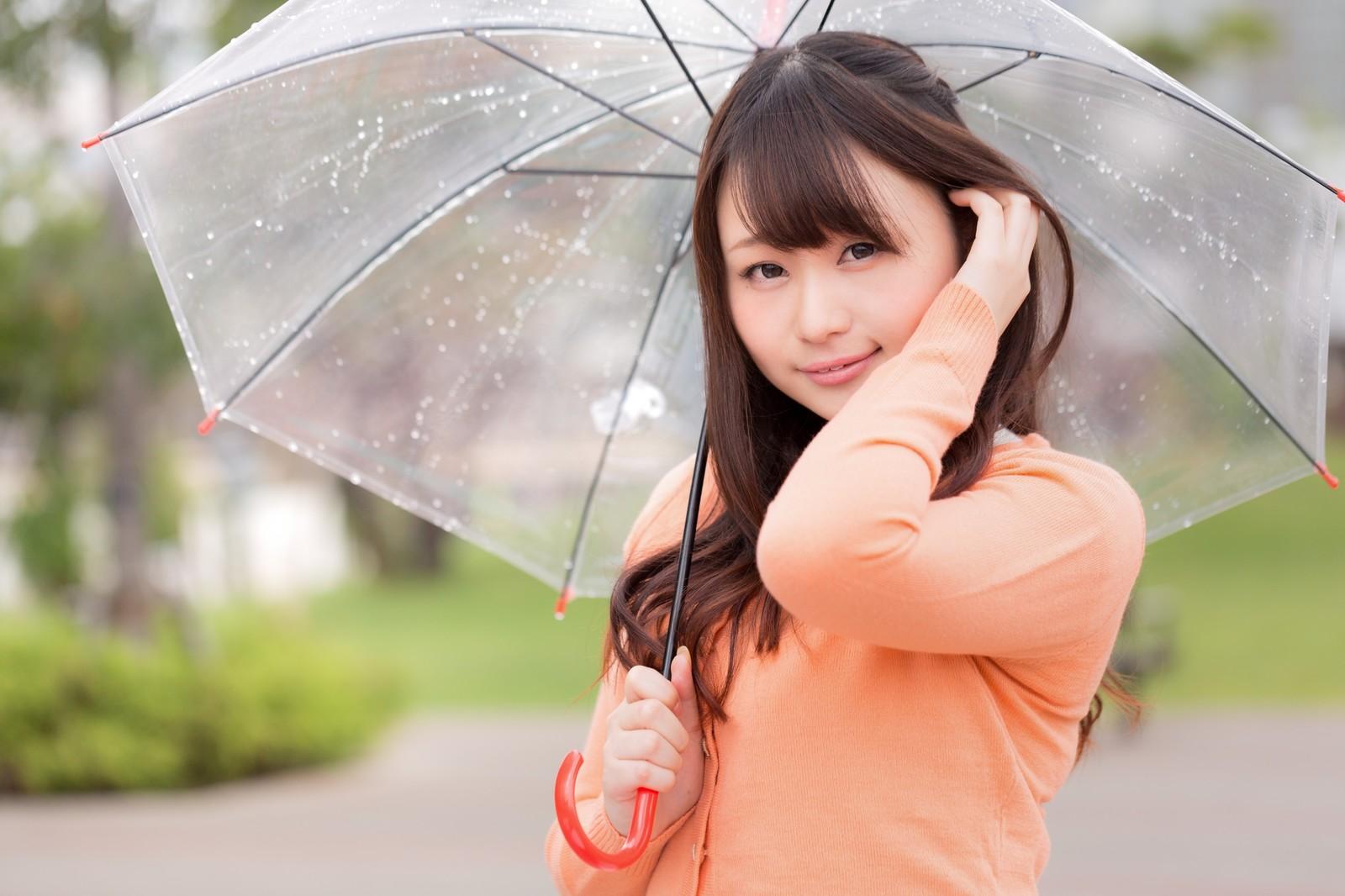持っている傘で性格が分かる!? アラサー女子の性格診断