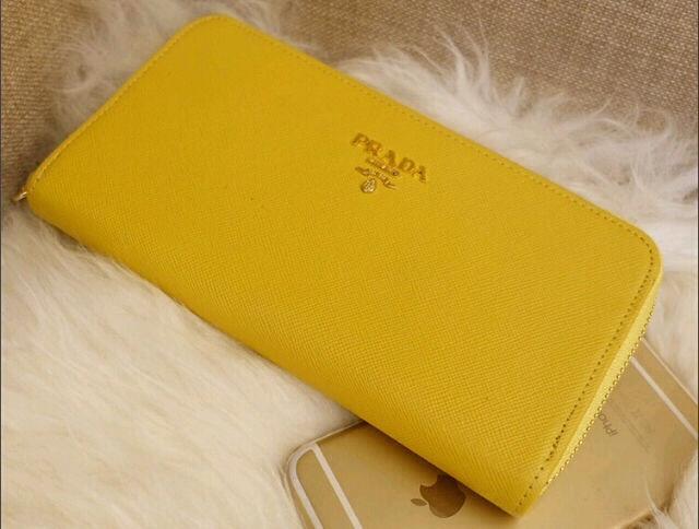 金運UP!お財布のカラーは黄色が最強?