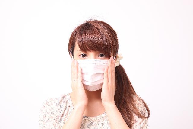 【マスク女子】小顔効果と補正効果で可愛さアップ!デメリットも!