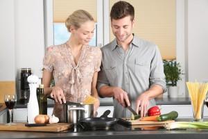 出会ってすぐ付き合う&結婚する人◆結婚後の生活を想像できる