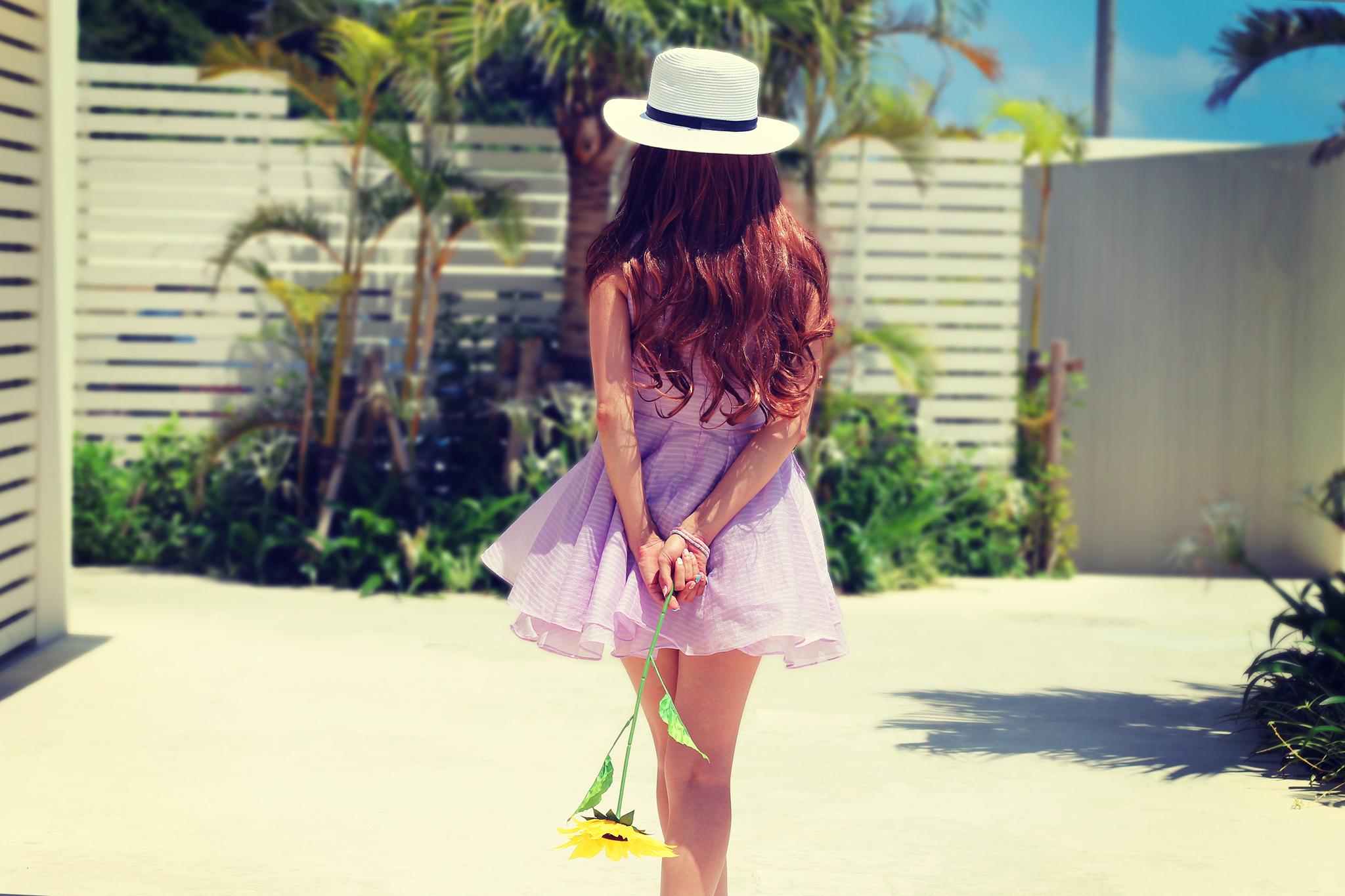 くせっ毛の人のヘアアレンジ方法!湿気で髪がぼさぼさ、くせっ毛になる人の解決
