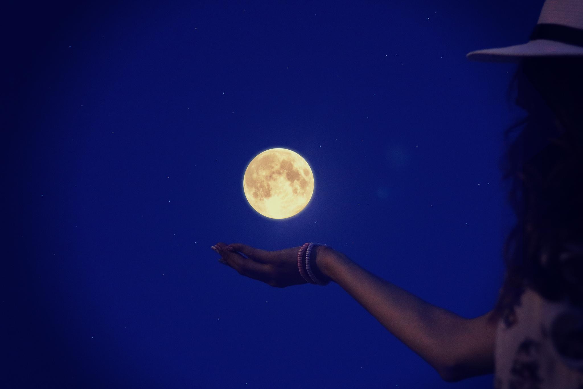 2018年『9月25日』から48時間『9月27日』まで♪おひつじ座満月デトックスDAY★【手放す満月】で幸福を呼び込む!新月ワークの振り返りも♪【カルロッタの満月ワークおまじない】