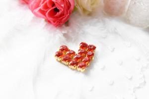 純愛と情熱のマースが宿るルビーは右側に飾る-2