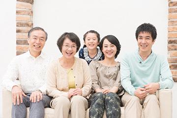一途な男性の特徴■家族行事を大切にしている