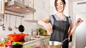 好感度の高い女性の趣味♡料理