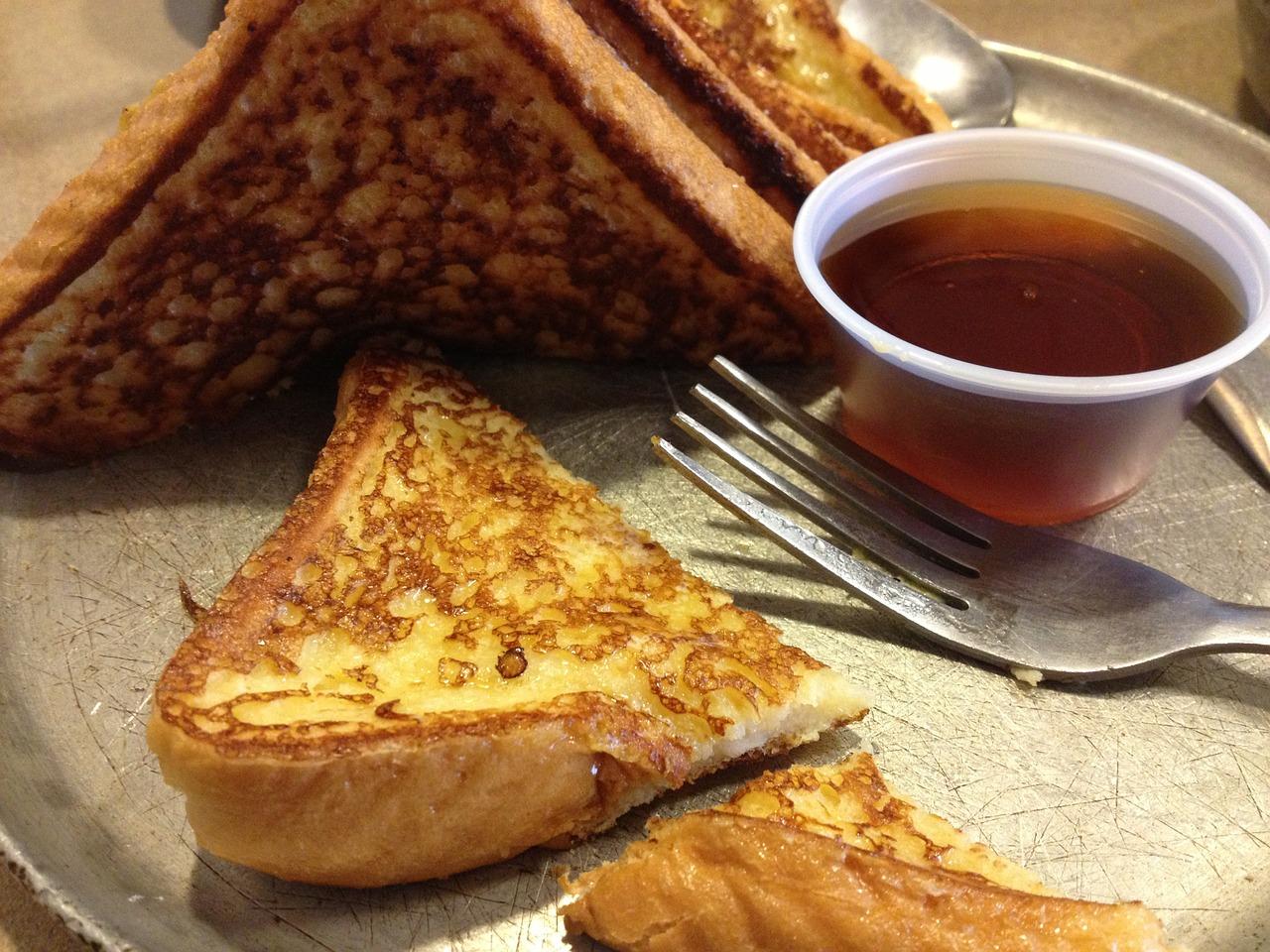 パン粉でフレンチトーストを作る簡単レシピ!砂糖いらずでテレビでも紹介