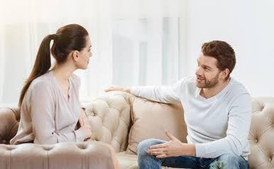 恋人を納得させるために必要な5つのこと