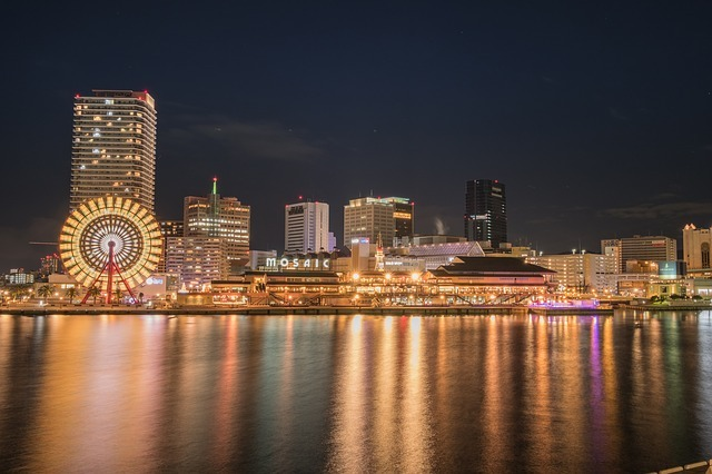 関西告白スポット◆神戸ハーバーランド
