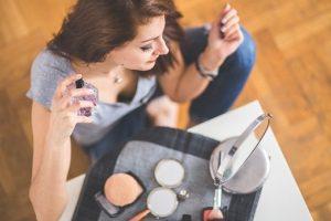 化粧崩れしない方法