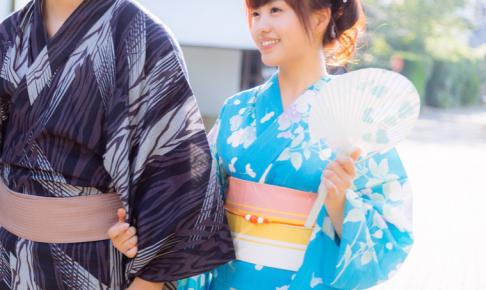 【片想い→両想い】千鳥・星~恋の幸福を呼ぶ和柄♡夏の浴衣にもオススメ!【恋かなう和柄シリーズ】