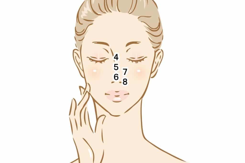 ほくろ占い|顔のほくろの位置が鼻のときの意味