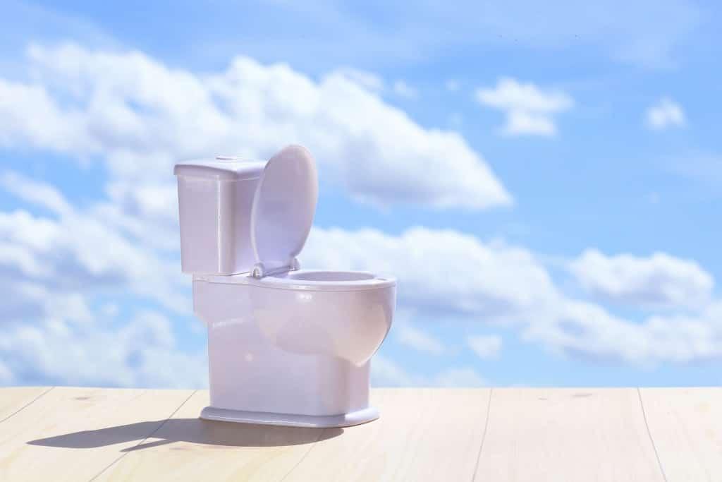トイレの夢占い◆ドアがないトイレの夢