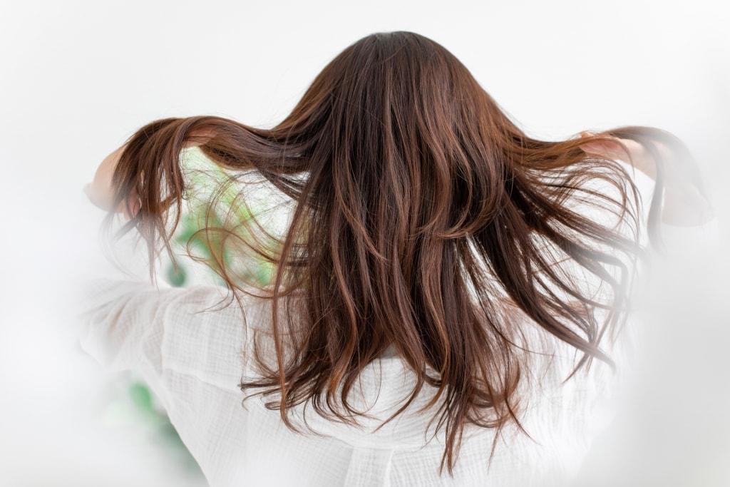 夢占い♥髪が長くつやつやしている夢