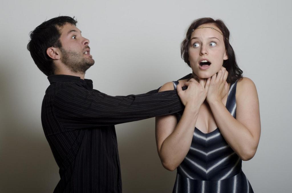 異常性癖の心理②首絞め・首を絞める