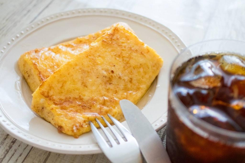 パン粉フレンチトーストのカロリーはどれくらい?