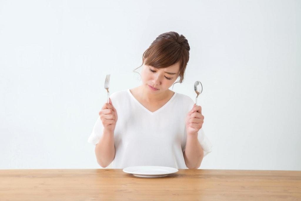 食事は、しっかりよく噛んで食べる