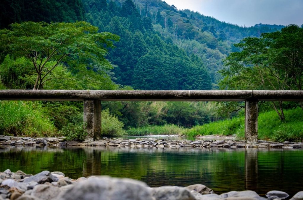 夢占い|川に橋が架かっている夢